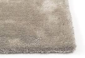 hochflor teppich starshine hellgrau nach maß