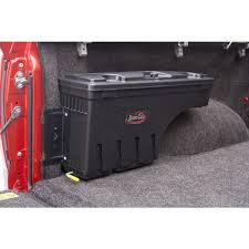 SwingCase Truck Bed Tool Box – UnderCover