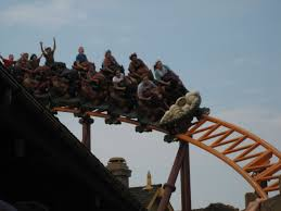 Knotts Berry Farm Halloween Hours by Pony Express Roller Coaster Wikipedia
