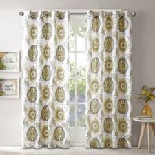 Sound Deadening Curtains Bed Bath And Beyond by Buy Yellow Window Curtains From Bed Bath U0026 Beyond