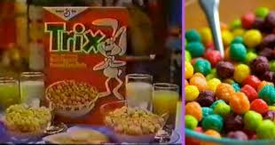 Vivid Colorful Original Trix Cereal Is Returning To Stores