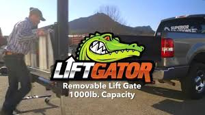 LiftGator Removable Lift Gate - YouTube How To Operate Truck Lift Gate Youtube Tommy Railgate Series Standard G2 Pit Bull Eagle Pickup Cable 1000 Capacity E38pu Heavy Leyman Fxd 6800 2018 New Hino 155 16ft Box With At Industrial Inventory Ray And Bobs Salvage Liftgate Hydraulic For Trucks Inlad The Original