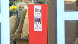 Barnesville Pumpkin Festival Schedule by Salvation Army Collects Coats At Hornbacher U0027s Wday