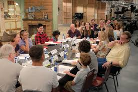 Cast Of Halloween 4 by First Look The Cast Of The Roseanne Revival Show At Its First