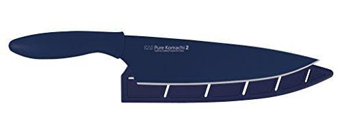 "Kershaw Ks5076 Chefs Knife - 8"", Navy Blue"