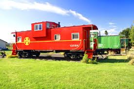 Redcaboose Getaway a Sequim Bed and Breakfast Olympic Peninsula