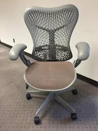 Herman Miller Mirra Chair Used by Used Herman Miller Mirra Office Chairs Furniturefinders