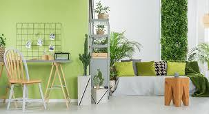 grün und terrakotta ist der neue einrichtungstrend zuhause