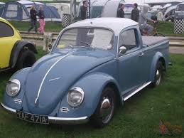 VW Beetle Pickup 1963