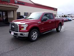 100 Bangor Truck Equipment PreOwned 2015 Ford F150 XLT Extended Cab Pickup In