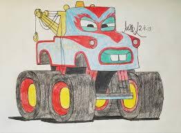 100 Monster Truck Mater Monstertruckmater Hash Tags Deskgram