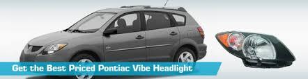 pontiac vibe headlight headlights crash dorman tyc