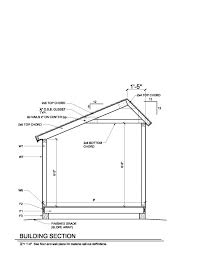 10x14 Garden Shed Plans by 10x14 Saltbox Shed Plans Haddi