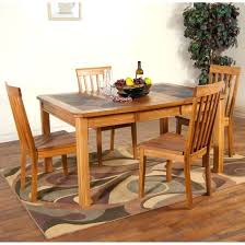 Round Dining Table For 8 Trendy Room Tables Slate Top