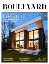 100 Design House Victoria Boulevard Magazine AugustSeptember 2018 By