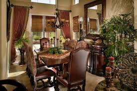 Tuscan Home Decor Style Dining Room Photo 2 Beautiful Pictures Of Design
