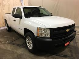100 Used Work Trucks PreOwned 2011 Chevrolet Silverado 1500 Truck 4D Extended Cab