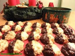 kekse kokos mandel makronen mit quark
