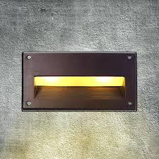 recessed wall lighting fixtures mobcart co