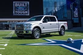 F150 Bed Mat by Ford F 150 Dallas Cowboys Edition Limited To 400 Units Motor Trend