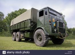 100 Ton Truck 10 Ton 6x4 British Army Truck Stock Photo 8173226 Alamy