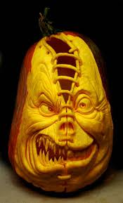 American Flag Pumpkin Carvings by What The Have You Done Pumpkin Carving Extreme