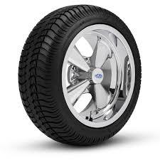 100 14 Inch Truck Tires 4851 Cragar Wheel Tire Wheel Assembly Diameter X 7