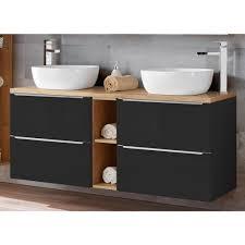 badezimmer waschplatz in seidenmatt anthrazit real de