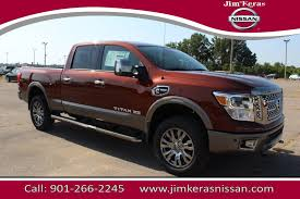 100 Nissan Diesel Pickup Truck New 2018 Titan XD For Sale Memphis TN Stock N815039