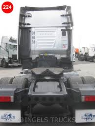 Used Iveco 440S46 STRALIS RETARDER ACTIVE SPACE Tractor Unit ...