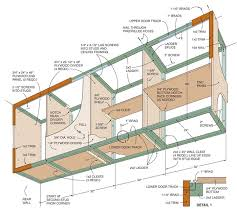 diy make how to make wood garage cabinets plans built diy wood