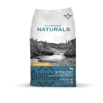 Diamond Naturals Grain Free Skin & Coat Formula All Life Stages Dry Dog Food 30-lb
