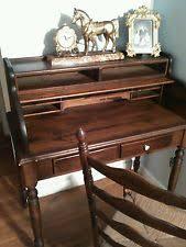 Ethan Allen Liliana Secretary Desk by Ethan Allen Desks Ebay