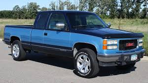 1994 GMC Sierra Pickup - 1 - Print Image | Garrett | Pinterest ... Gmc Sierra 1500 Questions How Many 94 Gt Extended Cab Used 1994 Pickup Parts Cars Trucks Pick N Save Chevrolet Ck Wikipedia For Sale Classiccarscom Cc901633 Sonoma Found Fuchsia 1gtek14k3rz507355 Green Sierra K15 On In Al 3500 Hd Truck Sle 4x4 Extended 108889 Youtube Kendale Truck 43l V6 With Custom Exhaust Startup Sound Ive Got A Gmc 350 It Runs 1600px Image 2