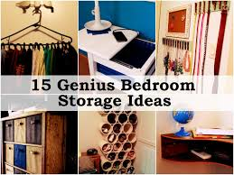 Top Photos Ideas For Small Two Bedroom House by Top 15 Genius Bedroom Storage Ideas 2 Bedroom 1024x768