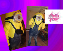 DIY o hacer un disfraz de MINION How to make a Minion costume