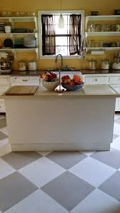 Can You Lay Stone Tile Over Linoleum by Best 25 Painting Linoleum Floors Ideas On Pinterest Painted