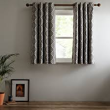 Lined Curtains John Lewis by Buy John Lewis Native Weave Lined Eyelet Curtains John Lewis
