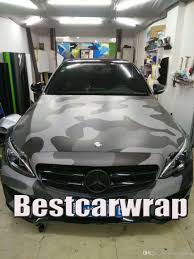 2018 Large Black Gray Camo Vinyl Truck / Car Wrap With Air Bubble ... Full Truck Wrap Kits Boneyard Gear Orange Camo For Trucks Best Resource Wraps Fort Worth Dallas Looking For A Or Mossy Oak Graphics Accent Vehicle 12 X 28 Realtree Camowraps Truck Wrap Archives Powersportswrapscom 2018 Large Black Gray Vinyl Car With Air Bubble Dodge Ambush Pattern Matte Time Military Green Camouflage Film Wrapping Patriotic Work Play Signs Success
