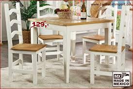 landhausstil stühle esszimmer stuhl weiß pinie massivholz mexico