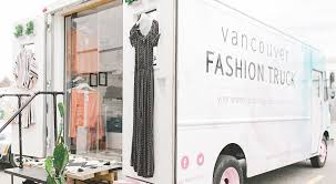 100 Fashion Truck Business Plan Vancouver Womens Clothing Shop On Wheels