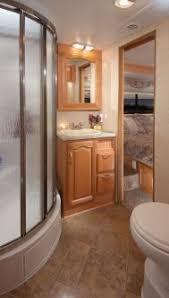 Wonderful Rv Bathroom Makeover Design Ideas 43