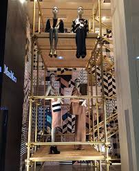 MAXMARA Milan Italy The Art Of Scaffolding Mannequins By Bonaveri