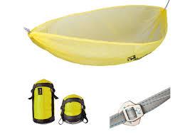 si e hamac sea to summit hamac ultralight jaune