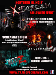 Scariest Halloween Attractions In Mn by Find Haunted Houses In Illinois Scary Places And Haunted
