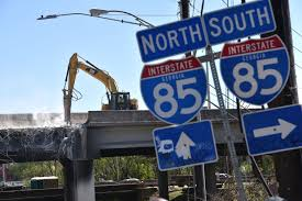 Atlanta I-85 Bridge Collapse: Traffic Is Only Going To Get Worse Machine De Cirque Welcome To The Gdot Could Personal Conveyance Be Chaing Lee Trans Old Trucks In Portland One Bad Ass Mg Jubitz Truck Stop Vlog 85 6 Ac Hwy 1216 Lyndon Wi Nanci Caflisch Inrstate North Commerce Lake Hartwell Aaroads Georgia Purple Heart Run Stops In Pladelphia Youtube Torch Restaurant And 65 Acres Macon County Oklahomabased Loves Travel Hits Major Milestone With 400 Tom Moreland Interchange Wikipedia Country Stores Iowa 80 Truckstop