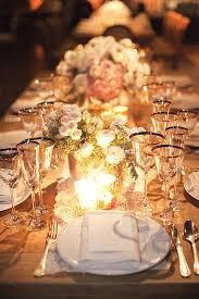 Farm Tables And Lush Flowers Put A Spin On This Classic Black Tie Wedding