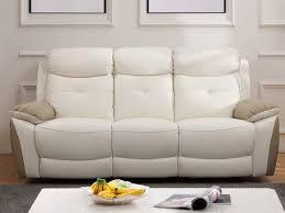 canapé 3 places relax electrique canapé 3 places 2 places et fauteuil relax électrique lugo