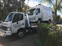 Towing A Van Or Heavy Truck In San Diego County - San Diego Towing ...