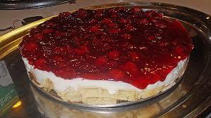 rote grütze kuchen ohne backen